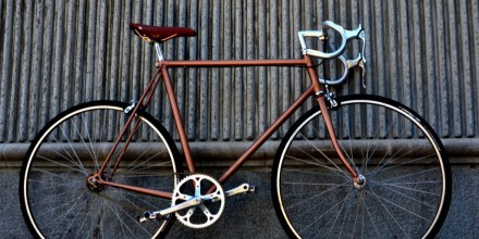 American Copper Fixie by Garamira Cycles photos by Mandy Padgett (2)